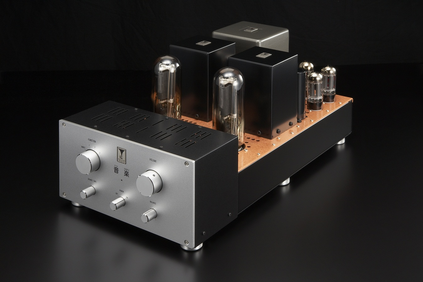 FINEST QUALITY AMPLIFIERS